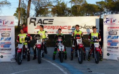 Stage très bénéfique du FT Racing Academy dans le Var avec Race Experience School