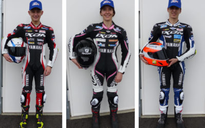 Trois pilotes très motivés pour l'ouverture du championnat à Magny-Cours