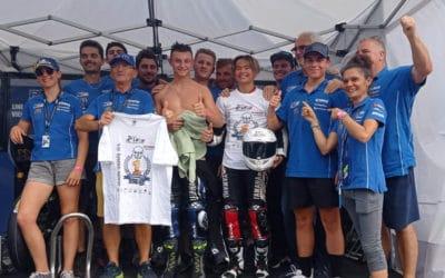Le FT Racing Academy s'offre l'Europe avec Alexis Boudin !